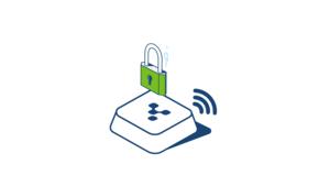 Software Lock as protection beacon