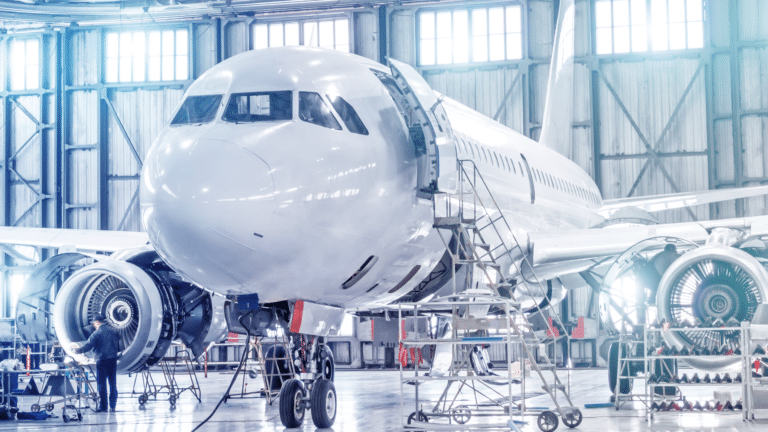 Asset Tracking in Aviation