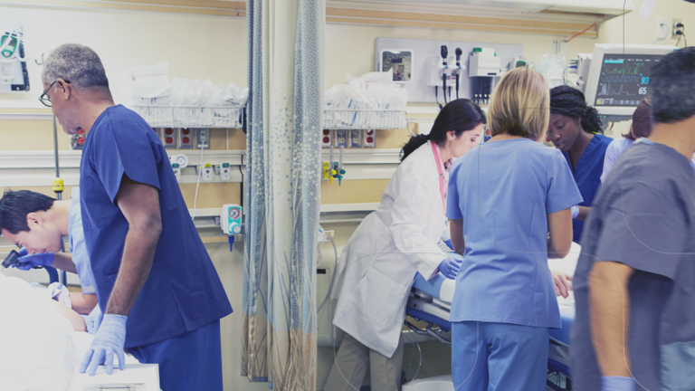 Real-Time Location Services For Triage Crisis Situations in ER