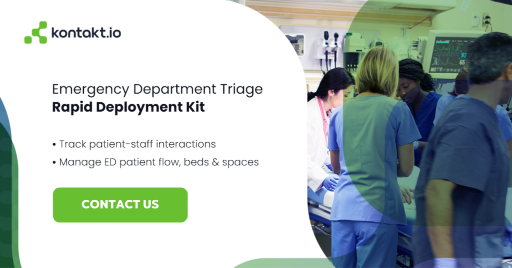 real time location services healthcare
