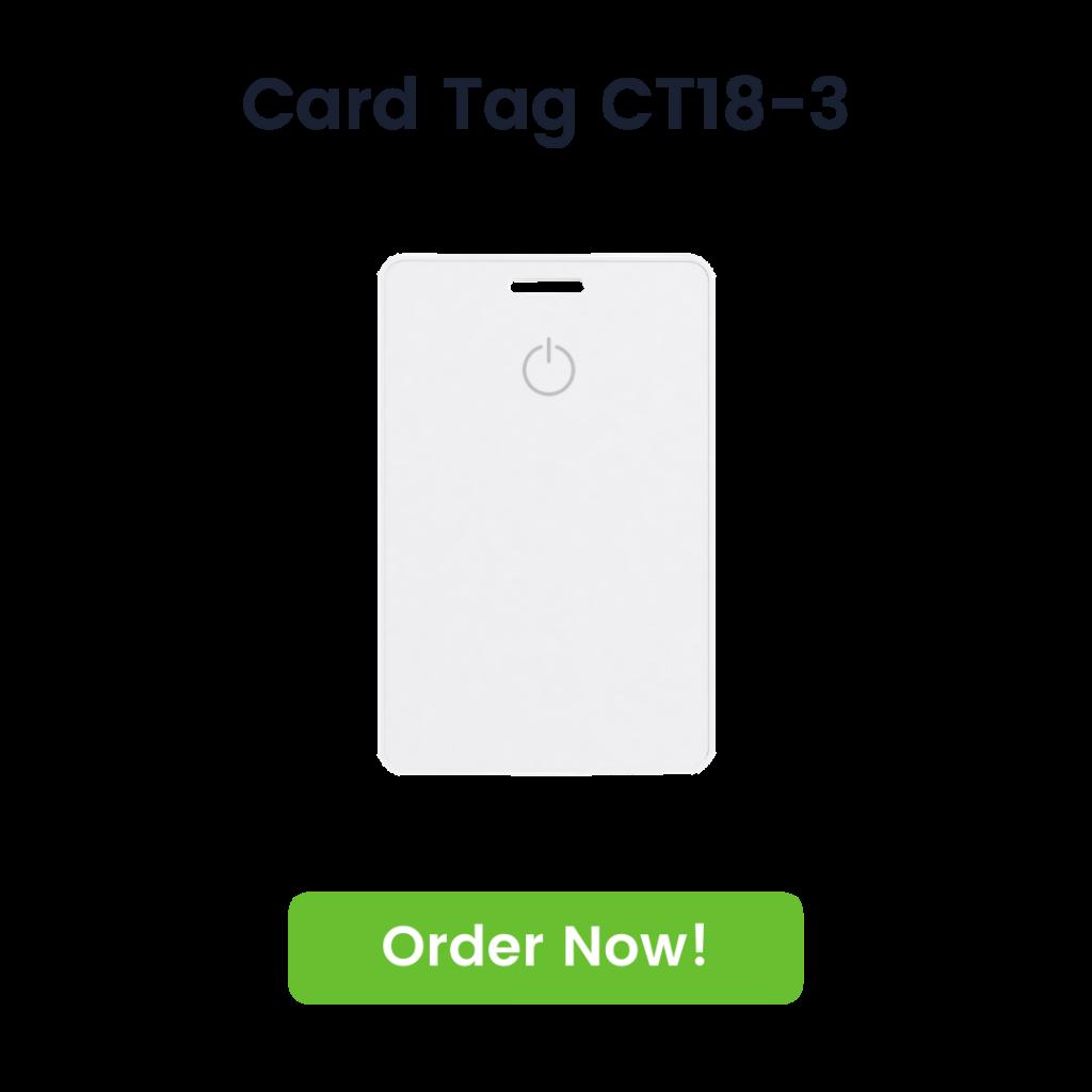 Card Tag CT18-3
