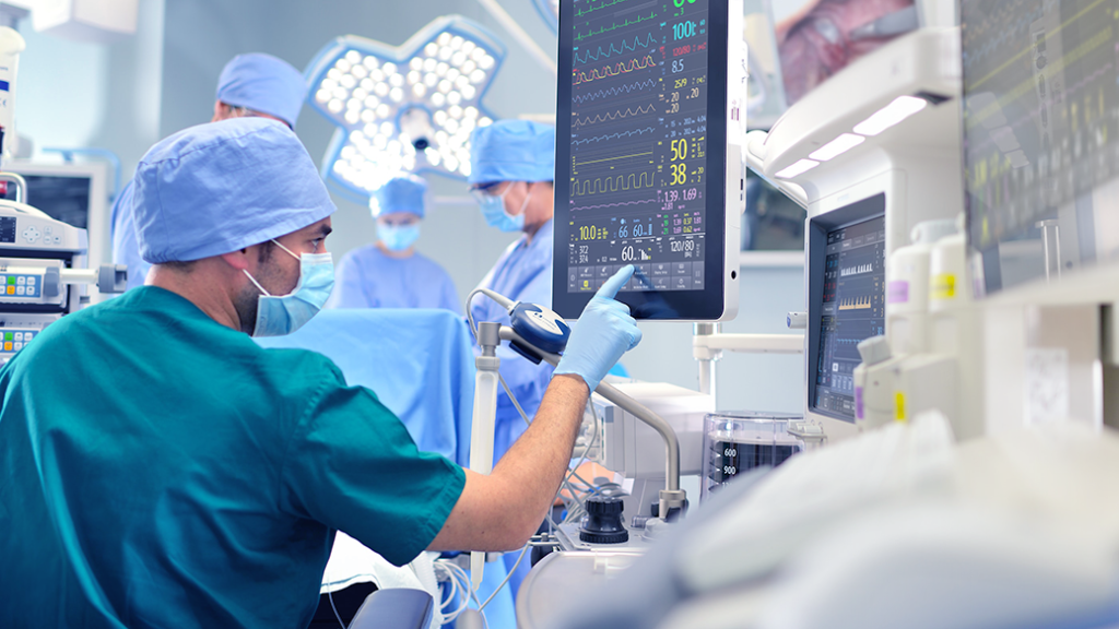 hospital staff tracking system