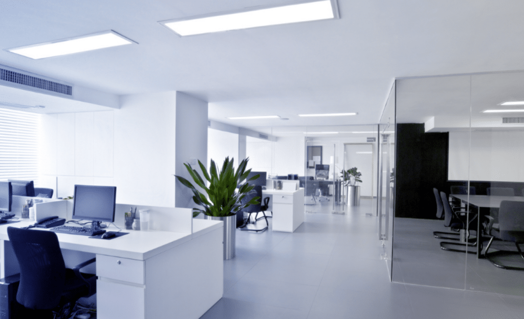 office space utilization and optimization