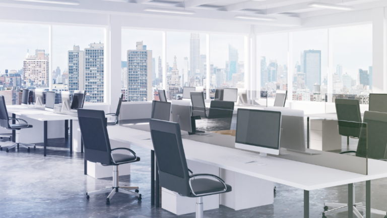 Desk Occupancy and Meeting Room Utilization
